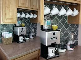 under cabinet coffee mug rack under cabinet mug rack how under cabinet mug storage exmedia me