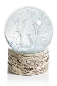 zodax reindeer trees snow globe nordstrom rack