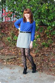 thanksgiving mini skirts patterned tights