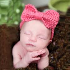 headband for baby naturalwell mul color kids ear warmer hairband bow knot headwrap