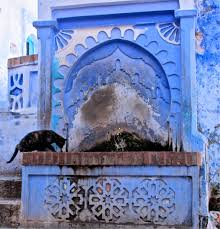 Morocco Blue City by Feeling Blue In Chefchaouen Morocco Angie Away