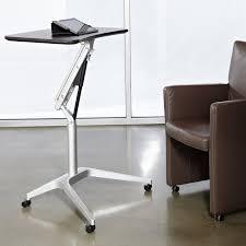 Jesper Sit Stand Desk Sit And Stand Desk Adjustable Computer Table Laptop Office Work At