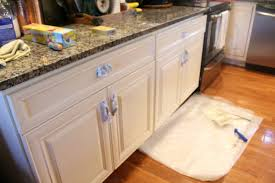kitchen cabinet touch up read this before you paint your kitchen cabinets the glam farmhouse