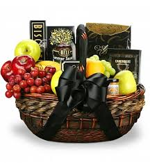in their honor fruit and gourmet basket food fruit basket