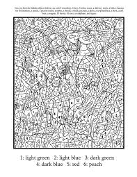 free printable paint by numbers for adults az coloring pages color