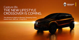 new renault captur renault captur to be previewed at bsc from july 29