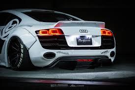 white audi r8 wallpaper audi r8 v10 valvetronic exhaust system fi exhaust