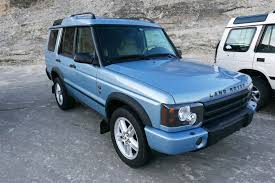 blue land rover discovery evolution of the land rover discovery autotrader ca