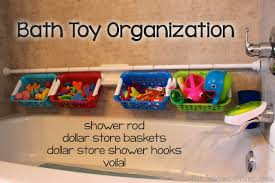 Toy Organization by Bath Toy Organization U2022 The Inspired Home