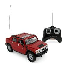 hummer amazon com hummer h2 sut full function r c radio remote control