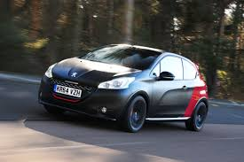 peugeot gti peugeot 208 gti 30th anniversary review auto express