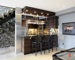 Home Mini Bar by Wonderful Small Modern Home Bar With Compact Stools Also Stone