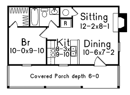 country cabin floor plans woodbriar rustic country cabin plan 058d 0136 house plans and more