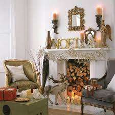 24 wall living room decorating ideas for christmas u2013 24 spaces