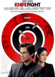 Knife Fight (2012) ~Drama