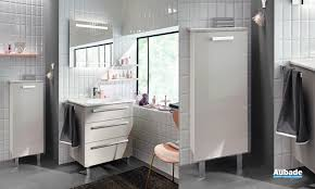 Meuble Salle De Bain Aubergine meuble salle de bains fuchsia brillant essento espace aubade