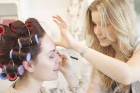 The Powder Room Salon The Powder Room Exquisite Hair And Makeup Hair And Makeup New