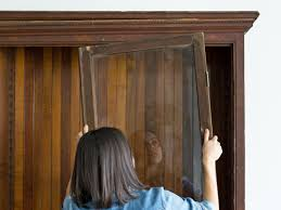 how to refinish an antique bookcase hgtv