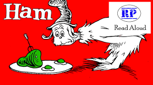 green eggs and ham by dr seuss read aloud youtube