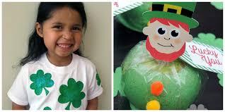 st patrick u0027s day kids crafts skip to my lou