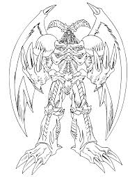 printable yugioh coloring pages coloring