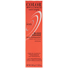 amazon com ion radiant orchid semi permanent hair color radiant