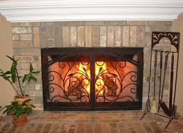 Arched Fireplace Doors by 13 Best Fireplace Door Ideas Images On Pinterest Fireplace Doors