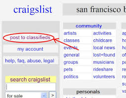 craigslist for sale how to sell a car on craigslist a by guide trees