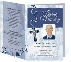 free sle funeral programs templates catholic funeral programs template for a catholic mass ceremony
