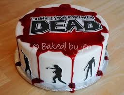 walking dead cake ideas the walking dead birthday cake best 25 walking dead birthday cake