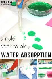 quick water science activities for kindergarten and preschool science