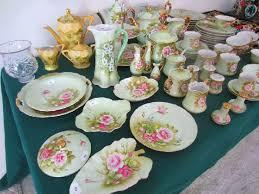 lefton china pattern relevant tea leaf a new home for a lefton tea set