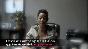 davis u0026 company hair salon youtube