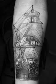 back of leg tattoos for girls best 25 ship tattoos ideas on pinterest nautical tattoo sleeve