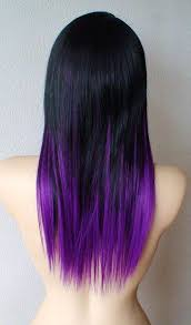 Colors That Go With Purple by How To Dye My Hair Purple From Black Hair 2017 Quora