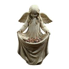 angel bird feeder archives u2022 all children statues