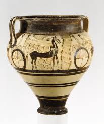 Minoan Octopus Vase Terracotta Stirrup Jar With Octopus Helladic Mycenaean Late