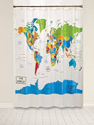 Where The Wild Things Are Curtains Amazon Com Saturday Knight The World Peva Shower Curtain Home