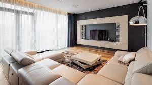Living Room Wallpaper Scenery Modern Living Room Wallpapers