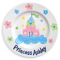 personalized baby plate personalized baby plates