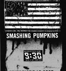 Smashing Pumpkins Jones Beach Setlist by Weezer Home Facebook