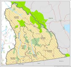 Alberta Wildfire Zones by Open Fires To Be Prohibited Fernie Com Fernie Blogs