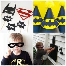 Kids Halloween Birthday Party Games Batman Birthday Party Online Invitations Decor Ideas Fun Snacks