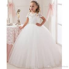 communion dress sleeve communion dresses junior flower girl dresses