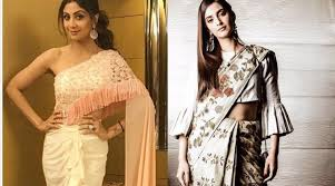 Drape A Sari For The Indian Beauty 7 Different Ways To Wear A Sari The
