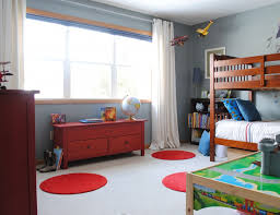 bedroom gorgeous colorful sport boy bedroom decoration using
