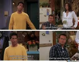 Chandler Meme - chandler bing just chandler bing by tirodkar raj meme