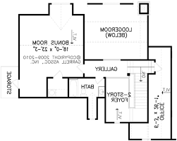 New Orleans Style Floor Plans by Basic Single Story House Plans Escortsea