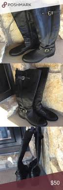 size 11w womens boots naturalizer womens tanita black leather size 8 1 2 m black boot