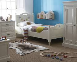 French Louis Bedroom Furniture by French Louis Elegant Ivory Painted Pine Childrens 3ft Single Bed